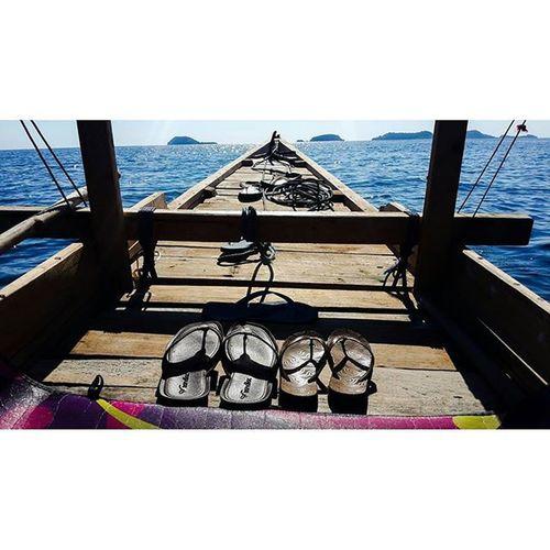 Riung Nusaflores Pulaurutong Sandal F❤N