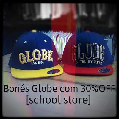 Só chegar Bone  Globe Snapback Promoçao love instagram schoolstore school store skateshop boardshop skate skateboard siga followme follow me