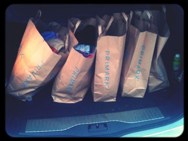 Shoping Primark