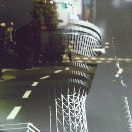 Tokyo,Japan Streetphotography Steel TowerLC Streamzoofamily ^_^