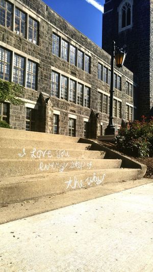 Remember, when you finally walk down senior terrace. First Eyeem Photo