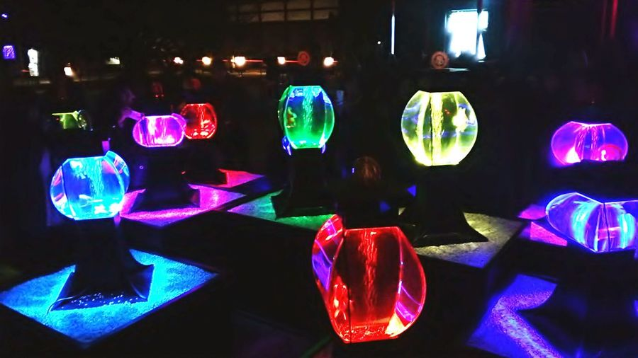 All The Neon Lights Relaxing Taking Photos Check This Out Enjoying Life Hello World Recollections Japanesque Around The World In A Day Art Aquarium2015