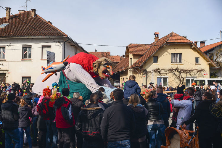 Carnival Carnival Crowds And Details Carnival Mask Carnival Parade Carnival Party Carnival Spirit Carnival Time Celebration Celebration Celebration Event Cerknica Crowd Large Group Of People Mask Masks Masquarade Masque Masquerade Mid Adult Mid Adult Men Pust Slovenia Witch Witchcraft  Witches