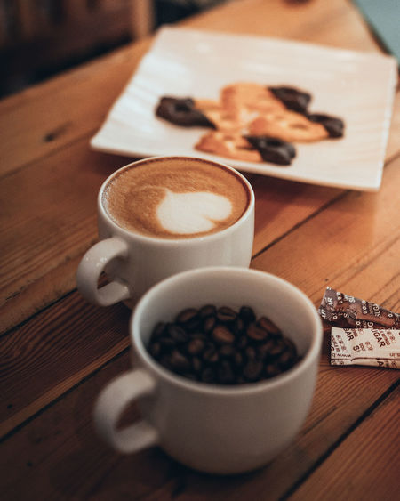 coffee Coffee Coffee Cup Coffee Time Coffee Break Coffeelover Drink Frothy Drink Table Coffee - Drink Froth Art High Angle View Coffee Cup Close-up Food And Drink Cappuccino Espresso Cafe Macchiato Caffeine Ground Coffee Coffee Crop Raw Coffee Bean Espresso Maker Coffee Coffee Bean Hot Drink Mocha Latte