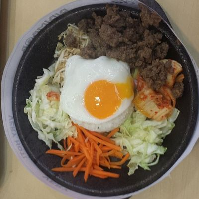 Memories. 100happydaysJLR 100happydays Day19 Bibimbob