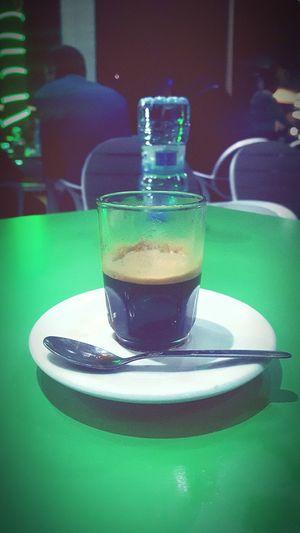 une bonne nuit avec le meilleur ami café noir Nuit Noire Black Night Café Noir Cafe Time Espresso Caffeine Coffee Black Coffee Hot Drink First Eyeem Photo