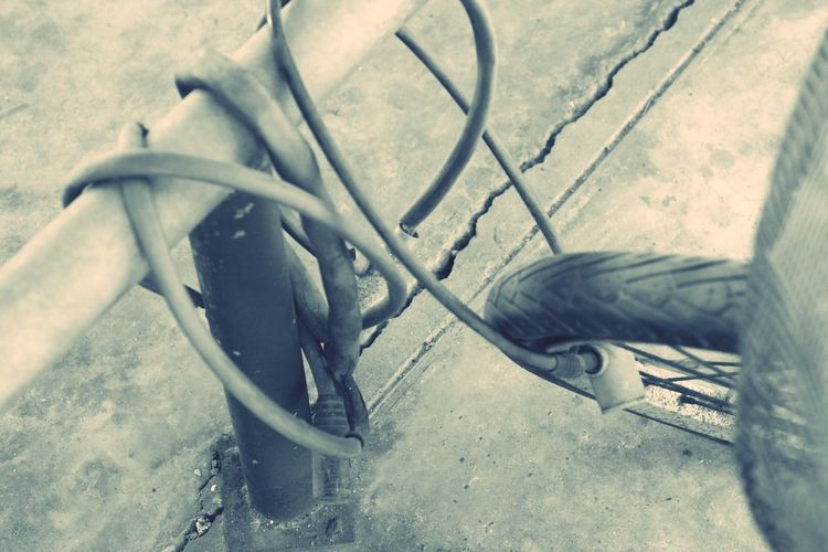 Bicycle Protector Protection Matel Key Locks Locker Chain U Lock Hook Motorcycles Instruments