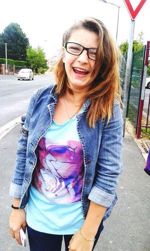Toujours garder le sourire:)