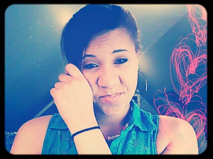 I think im cute .