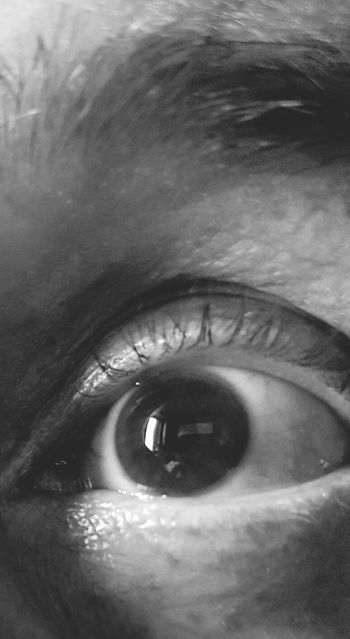 In Your Eyes... . Black & White