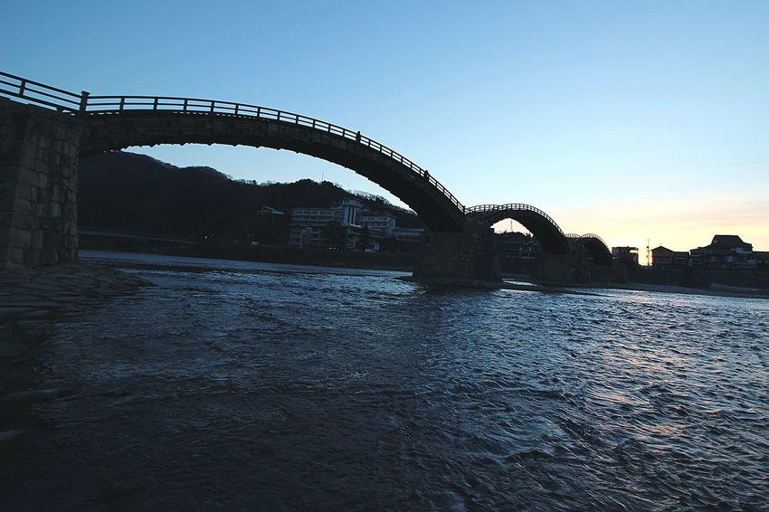 九州旅行 12302015 錦帯橋 岩国