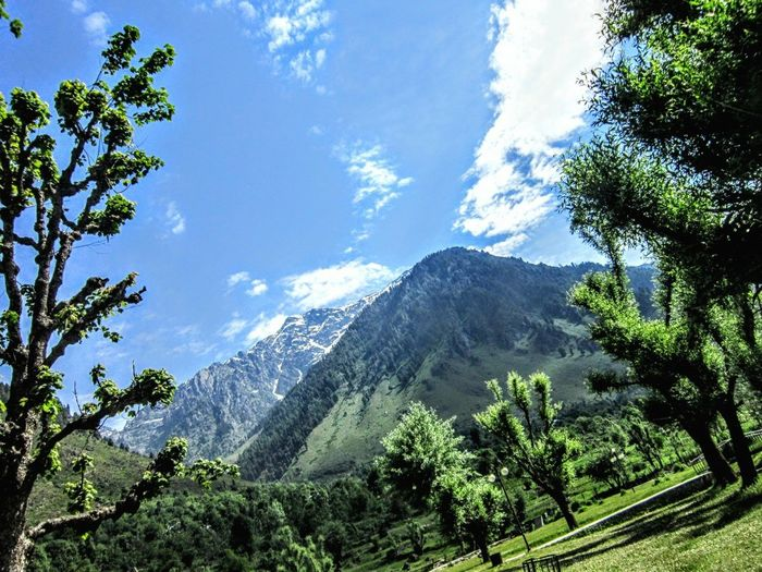 Nature Mountain Beauty In Nature Mountain Range Landscape Freshness Loveonthesidelines Kashmirdiaries Kashmir Beauty Paradise ❤ Indiapictures