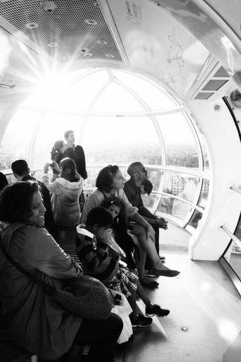 London London Eye Hopeful Hopeful