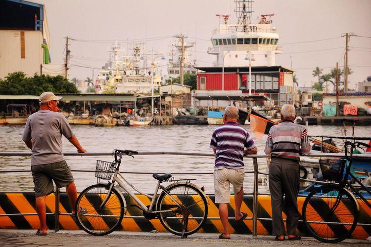 旗津 Bicycle