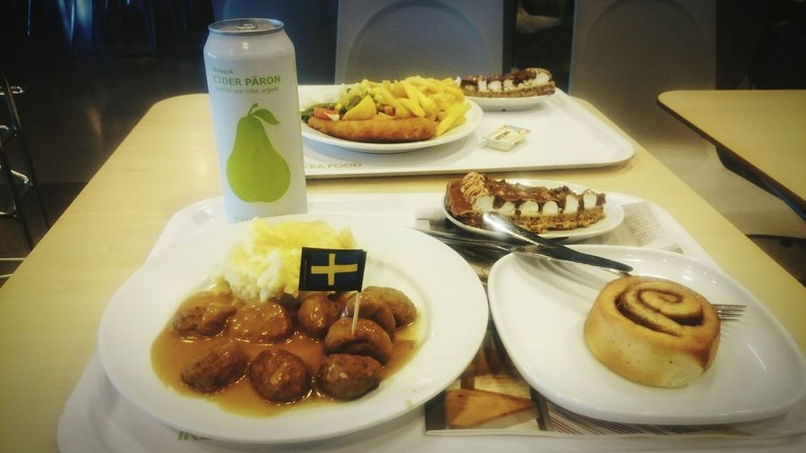 Lunch IKEA Food Swedish Meatballs Ikea Springvale Ikea Australia