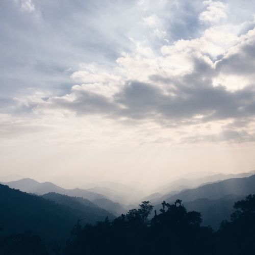 Mountains Thailand Winter Camping Hills Sky Hello World Traveling Check This Out