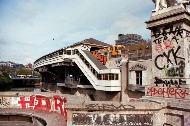 Minolta X-300   Underground Minolta Minolta X300 35mm Film 35mm Berlin Analogue Photography City Urban Underground