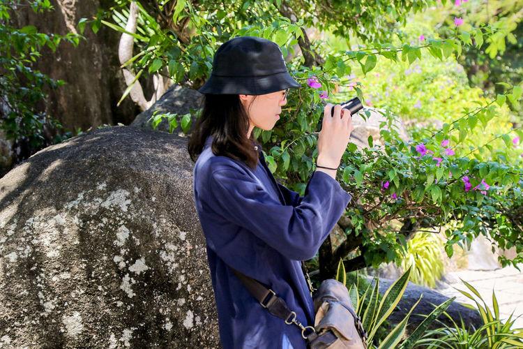 Nha Strang Nha Strang Vietnam Flower Plant Self Portrait Photography Photography Themes Self Portrait