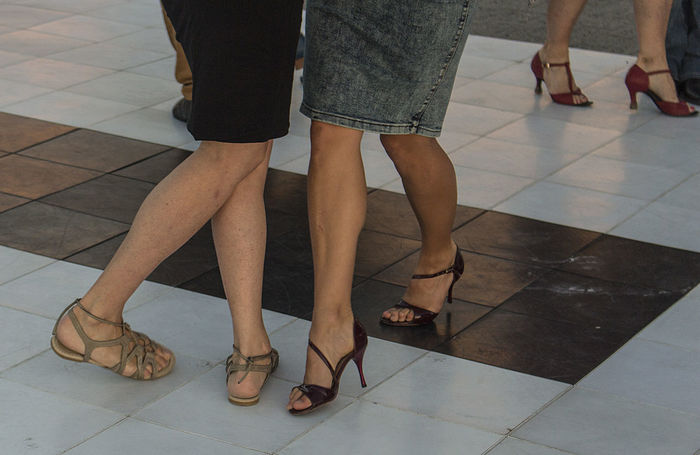 Candid Candid Photography Dancing Footwork HighHeels Streetphotography Tango Women