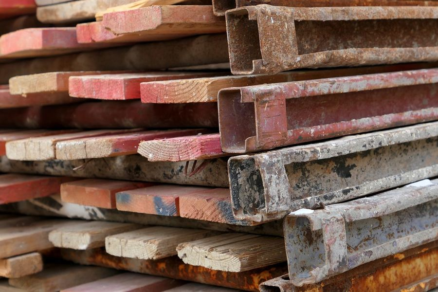 Construction Material No People Full Frame Stack Backgrounds Architecture Close-up Wood - Material Pattern Still Life Day Large Group Of Objects Outdoors Textured  Industry