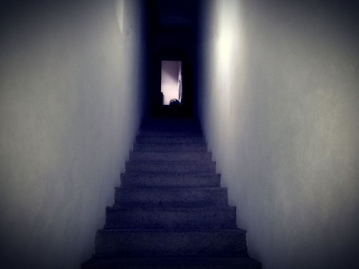 Iphonephotographyschool IPhoneography Stairways Light Light And Shadow Stairs Old Buildings Window