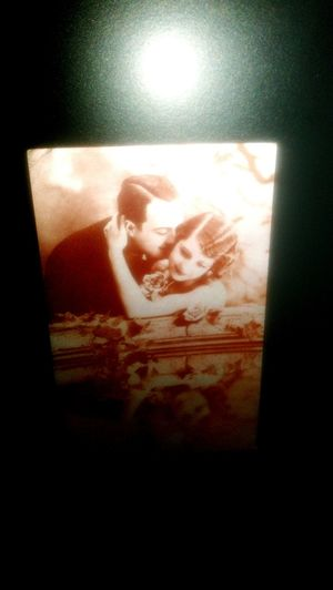 Love ♥ Romantic 1930 Grandmother Granfather Rencontre Carte Postale Correspondence Tarn Et Garonne