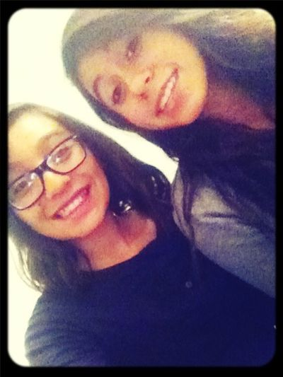 My cousin nd me !!