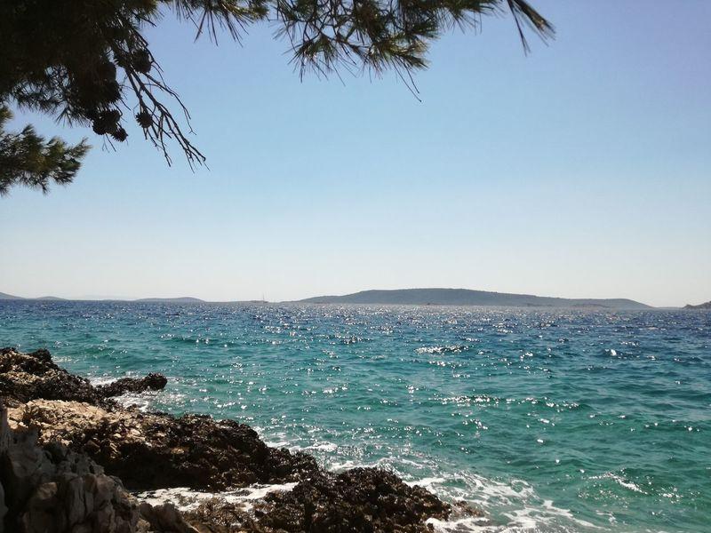 Ciovoisland Croatia Nature Sea Seaside Summer Beachphotography Beach Nofilter
