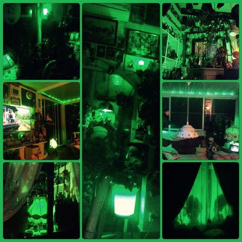 feeling greeen tonight Home Phillipshue LED Home Sweet Home