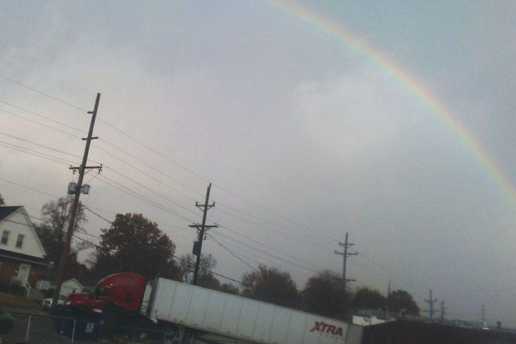 Trucking Somewhere Under The Rainbow Trucking Somewhere Under The Rainbow First Eyeem Photo