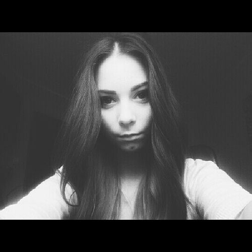 And now the people are coming alive to see the bright light Herbrightskies Rivals Me Selfie polandpolishgirllonghairblackandwhite