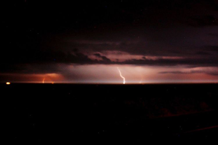 Lightning out