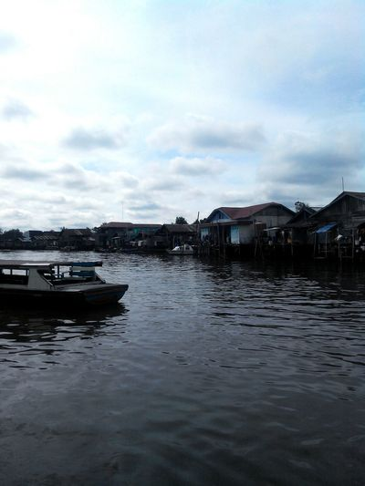 Anak Barito river, part of Indonesia ☺