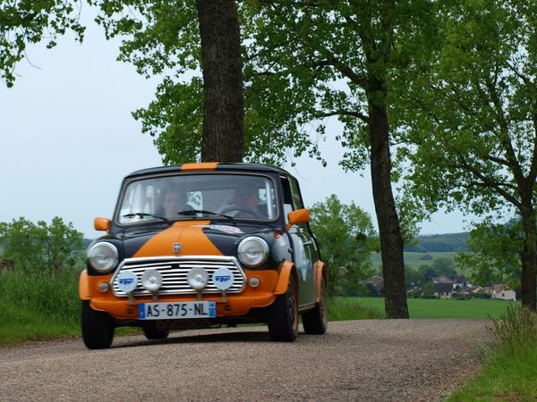 Rally Car Rallye Mini