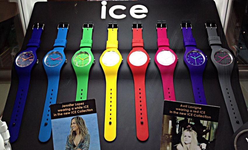 Pantone Colors By GIZMON Ice Watch Color