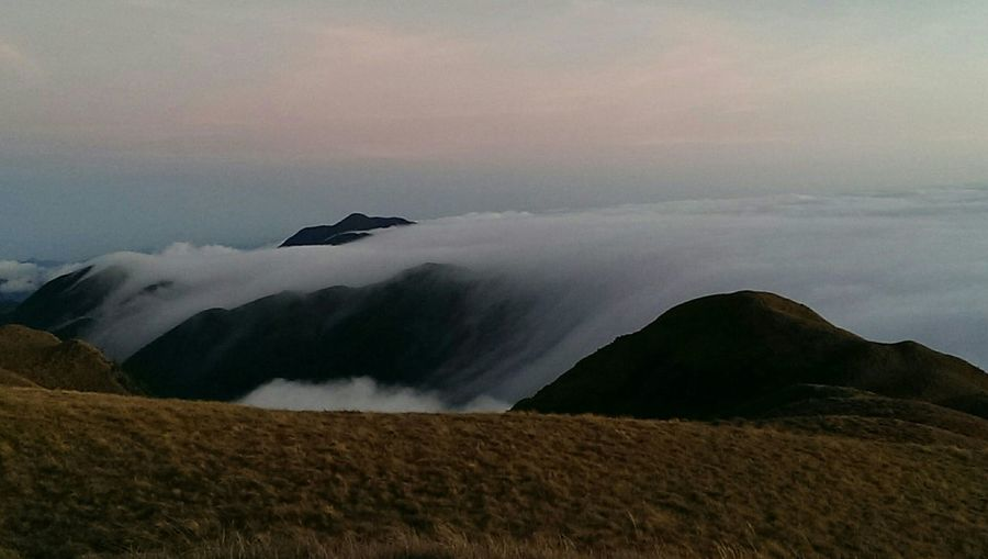 Ulap First Eyeem Photo Sea Of ​​clouds Cloud And Sky Clouds Mt. Pulag Eyeem Philippines White Mountains Nature Philippines
