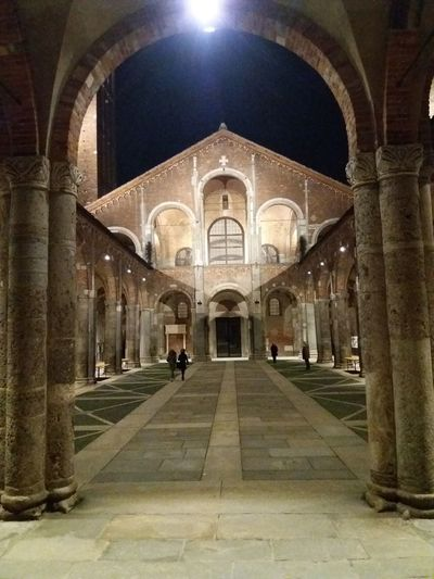Sant'Ambrogio Milan,Italy Love It ♥