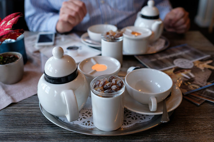 Wilhelmshaven Adult Adults Only Breakfast Close-up Coffee - Drink Day Drink Food And Drink Human Hand Morning People Sweet Food Table Tea Tea - Hot Drink Women