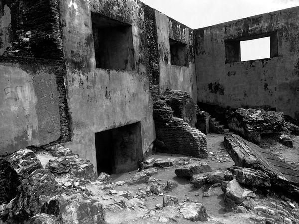 Architecture Building Exterior Taman Sari - Yogyakarta Yogyakarta Destruction Exploreindonesia