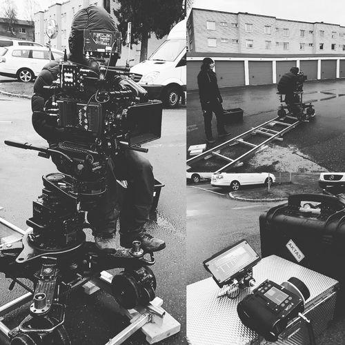 New job new experience. 1-AC Setlife Focus Puller Film Location Life On Set Film I Love My Job! Filmset ARRI Love ARRI Wcu 4 Arri Amira Arri Wcu4
