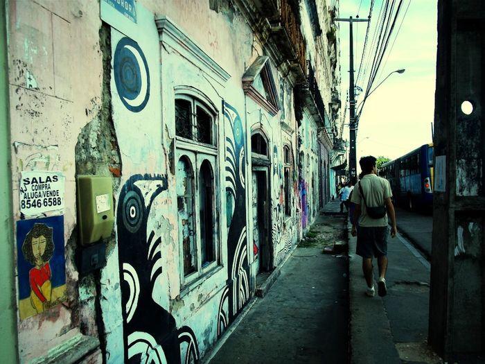 The Street Photographer - 2014 EyeEm Awards RUA Da Aurora.