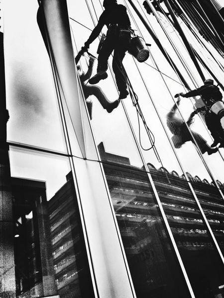 Blackandwhite Street Photography Eye4photography  The Press - Work
