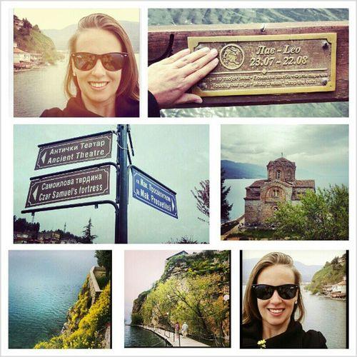 A bucólica cidade de Ohrid, na Macedônia.. <3 Macedonia Ohrid 30trips .com Family travel travelers