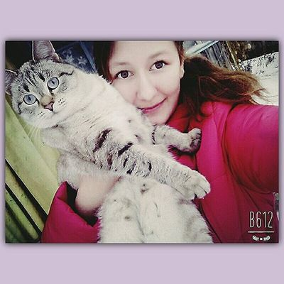 Cat Selfie Selca Ulzzang Ulzzanggirl Asian  Style Aegyo Kyopta Kawai Santa Winter Me Sweet Cutest Nice Lovely BlueEyes Makeup Boy Pink