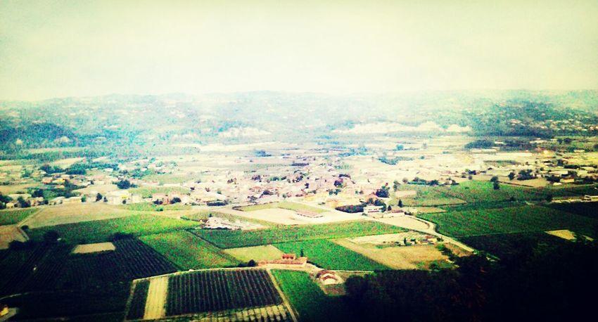 Italy Enjoying The View