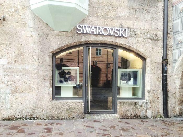 Swarovski Shop Cristal Glamour Check This Out Taking Photos Shopping ♡ Fun Friends Ontour Innsbruck Hello World Money Money Money
