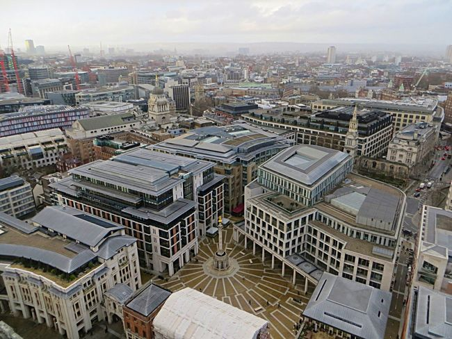 Architecture Building Exterior Cityscape City Built Structure Skyscraper Travel Destinations No People High Angle View Aerial View Sky Urban Skyline Day Outdoors Height London City United Kingdom England Neighborhood Map
