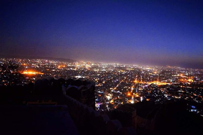 Jaipur city view. Cityscape Jaipurcityblog Jaipur_diaries Nightphotography Pramodchoudhary Pramodchoudharyphotography Night Light Photolover NahargarhFort Topofnahargarh Like4like Likeforfollow FollowMeOnInstagram insta id :- pramod._.choudhary