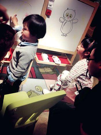 Taking Photos Streetphotography People Children Drawing :) EyeEm China