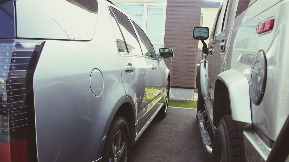 My Cars Cadillac & Hummer H2 :-)